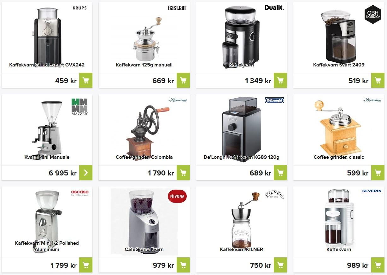 KicthenTime - Kaffekvarnar1